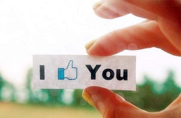 Cách tán tỉnh chàng qua Facebook 2