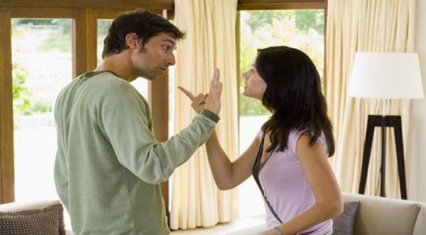 Va chạm thường ngày trong mối quan hệ vợ chồng