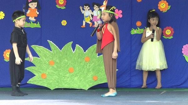 Cha mẹ có thể cho trẻ học diễn xuất