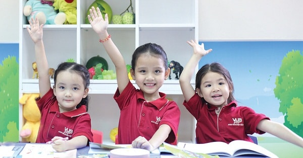 Học Tiếng Anh sớm giúp trẻ tự tin hơn rất nhiều