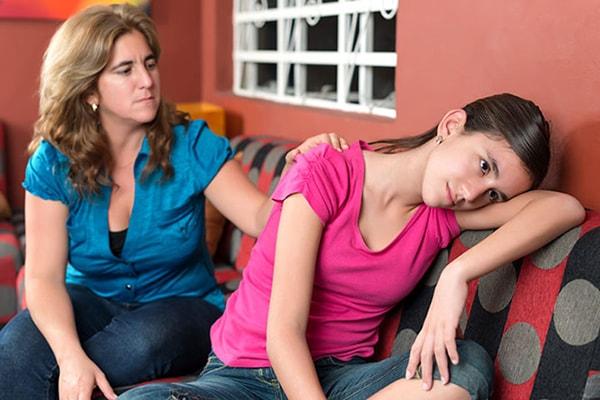 Trẻ ở giai đoạn học trun học có sự phát triển tất cả các mặt rõ rệt từ cơ thể, tâm lý đến trí tuệ