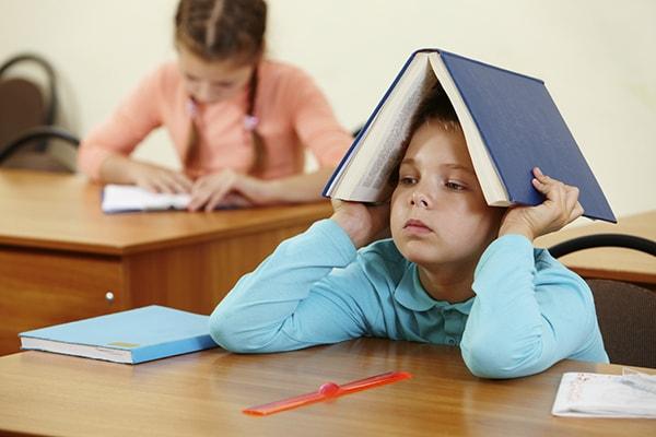 Học vẹt là tình trạng xấu nhưng rất nhiều trẻ mắc phải