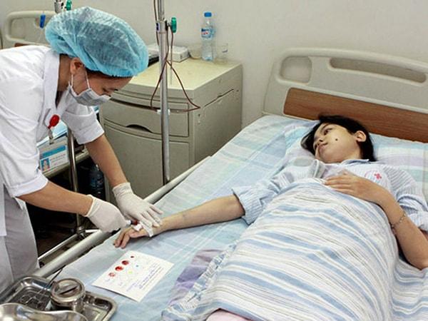 Xét nghiệm máu để xác định bạch cầu tăng cao
