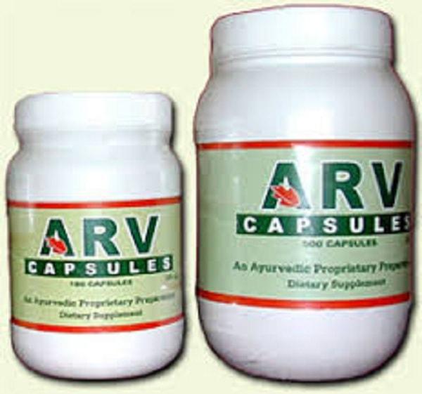 Thuốc ARV dùng điều trị cho người nhiễm HIV