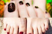 Top 5 màu sơn móng chân đẹp được ưa chuộng năm 2018