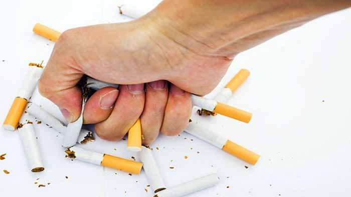 Tạo động lực và sự quyết tâm cai thuốc lá