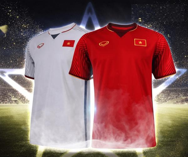 Bộ đồng phục bóng đá Quốc Gia