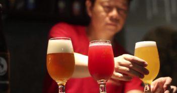Độc đáo hương vị bia thủ công