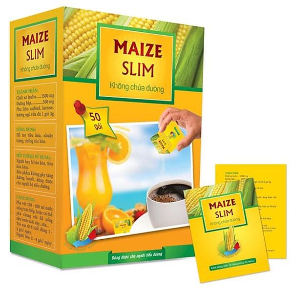 Đường bắp Maize Slim của Mediphar USA