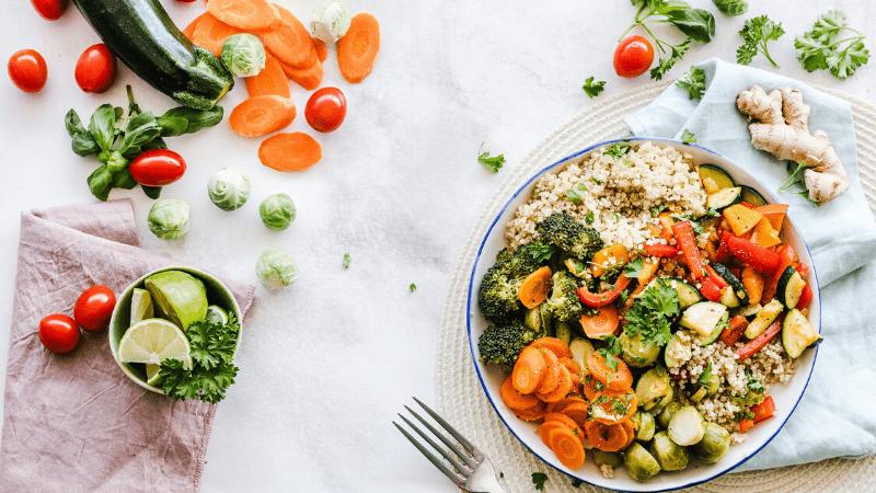Điều chỉnh chế độ ăn uống để khắc phục tình trạng tiền mãn kinh sớm