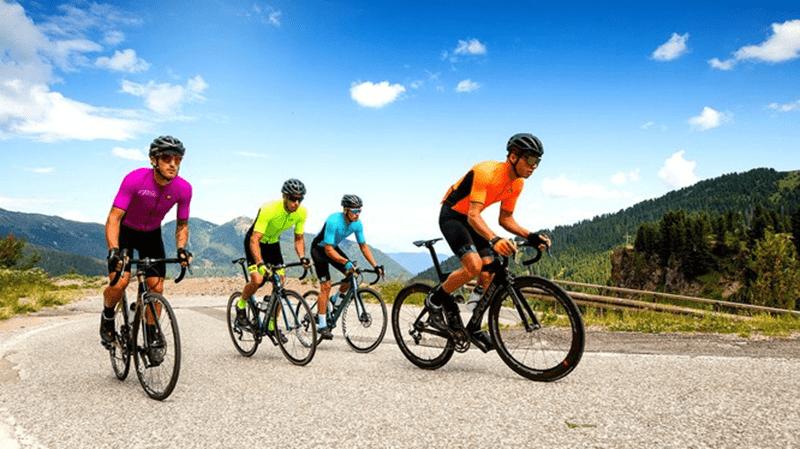 Đạp xe đạp mỗi ngày vừa tốt cho sức khỏe, vừa hỗ trợ tăng chiều cao